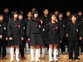 板野町小中学校音楽会